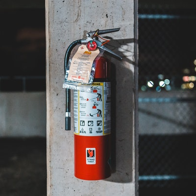 fire extinguishers system