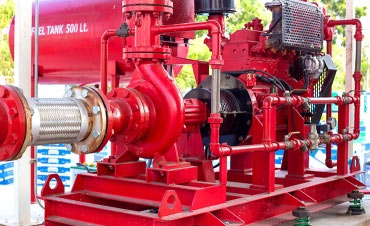 FIRE PUMP INSTALLATION SURREY