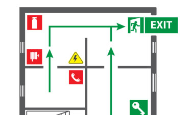 FIRE SAFETY PLANS SURREY
